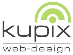 kupix webdesign Logo